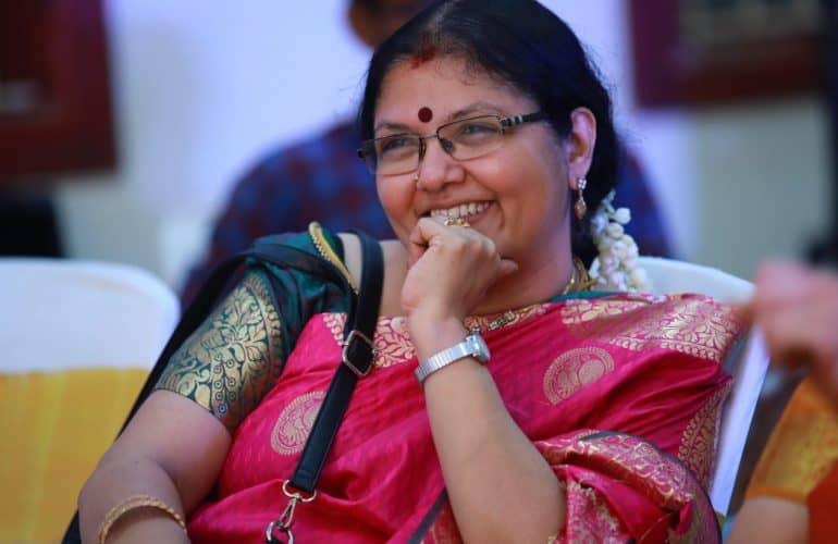 bhuvaneshwari raman