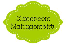 Managing a classroom