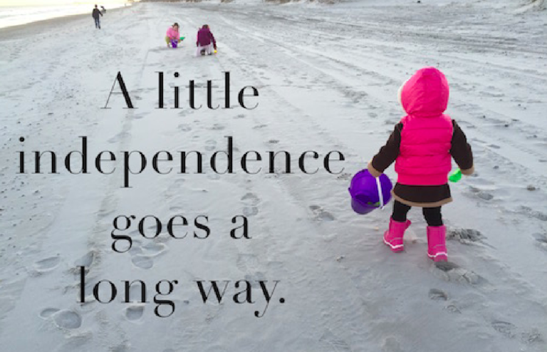 Some battles lost to win a war! Creating a culture of independence – can you risk it?